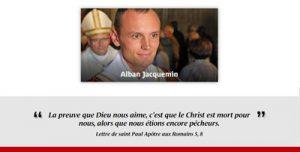 Ordination presbytérale de Alban Jacquemin, Cathédrale Notre-Dame-du-Bourg de Digne-les-Bains, le samedi 12 septembre 2020