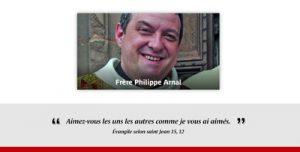 Ordination presbytérale de frère Philippe Arnal - Cathédrale Notre-Dame-de-l'Assomption de Rodez, dimanche 09 mai 2021