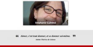 Consécration dans l'ordre des Vierges de Stéphanie Cuminal, le vendredi 21 mai 2021 - Cathédrale Notre-Dame-de-la-Treille de Lille, diocèse de Lille