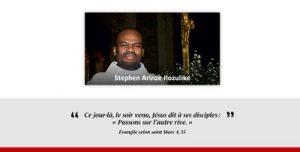 Ordination presbytérale de Stephen Arinze Ilozulike - Cathédrale Notre-Dame-de-l'Annonciation de Nancy, le dimanche 20 juin 2021 - Diocèse de Nancy
