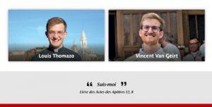 Ordination sacerdotale de Louis Thomazo et Vincent Van Geirt - Cathédrale Saint-Louis de Versailles, dimanche 27 juin 2021 - Diocèse de Versailles
