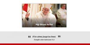 Messe d'installation de Mgr Bruno Feillet - Cathédrale Notre-Dame de Sées, le dimanche 19 septembre 2021 – Diocèse de Séez